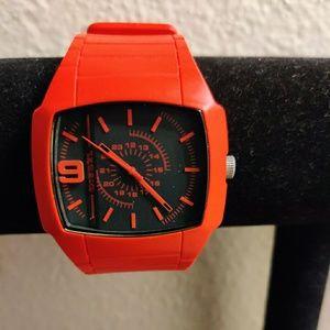 Red Diesel Watch